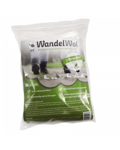 Wandelwol® anti-pressure wool 40g. Helps with blisters and pressure points