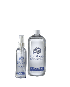 Zechsal magnesium oil, combi, 100 and 500ml