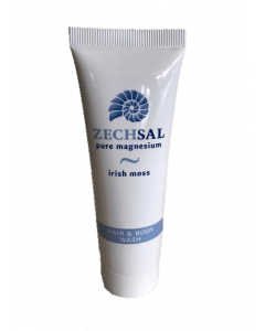 Zechsal magnesium hair & body wash, 50 ml for traveling!