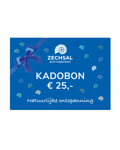 NEW: Zechsal gift card worth €25