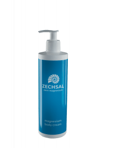 NEW! Zechsal magnesium bodycream, 500 ml.