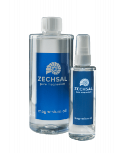 Zechsal magnesium oil combi, 100 and 500ml.