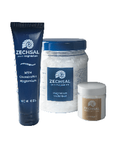 Zechsal joint pack, helps to move more smoothly.