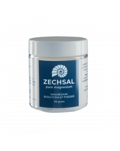 Zechsal magnesium bisglycinate powder mini, 40 g.