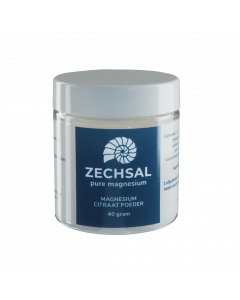 Zechsal magnesium citrate powder mini, 40 g