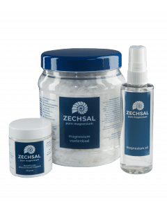 NEW: Zechsal self-diagnosis pack + bisglycinate.