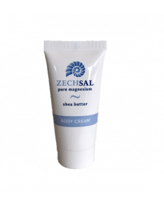 NEW Zechsal body cream, 30 ml for traveling!